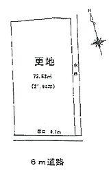 奈良線 新田駅 徒歩10分