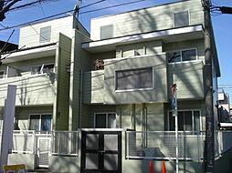 ケーズスクエア[2階]の外観