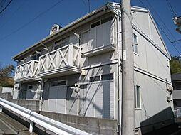 アークミヤシモA[1階]の外観