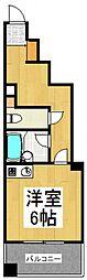 根岸ビル[2階]の間取り