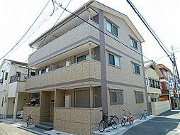 大阪府吹田市日の出町の賃貸マンションの外観