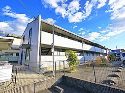 奈良県奈良市南京終町4の賃貸アパートの外観