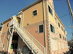 神奈川県川崎市川崎区浜町4丁目の賃貸アパートの外観