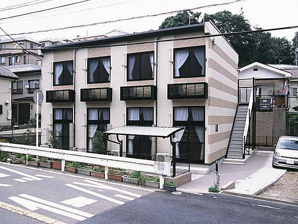 保土ヶ谷坂本町[1階]の外観