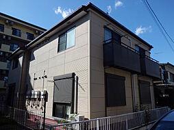 神奈川県横浜市港北区新吉田東8丁目の賃貸アパートの外観