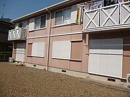 千葉県市原市西広1丁目の賃貸アパートの外観
