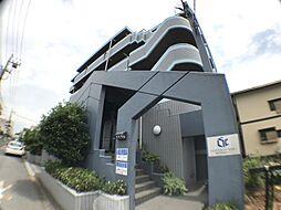 ランドフォレスト天王台I[3階]の外観