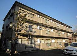 東京都小金井市東町5丁目の賃貸マンションの外観