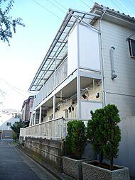 ハイツシャロン[2階]の外観