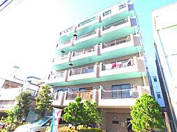 アイランドマンション[3階]の外観