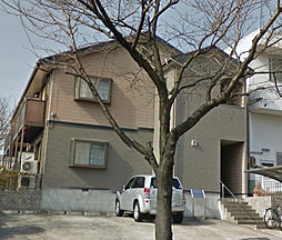 愛知県名古屋市天白区植田2丁目の賃貸アパートの外観