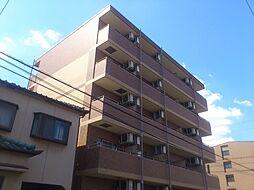 大阪府堺市北区百舌鳥本町1丁の賃貸マンションの外観