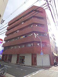 大阪府大阪市住吉区苅田8丁目の賃貸アパートの外観