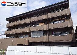 コーポ浅見[3階]の外観