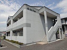 長野県松本市沢村2丁目の賃貸アパートの外観