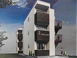 愛知県名古屋市北区上飯田南町5の賃貸アパートの外観
