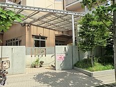 周辺環境:西大井保育園