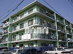 青柳ハイツ[4階]の外観
