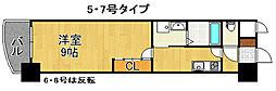 ロイヤルノースナイン[12階]の間取り