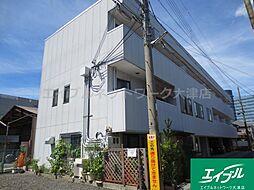滋賀県大津市浜町の賃貸マンションの外観