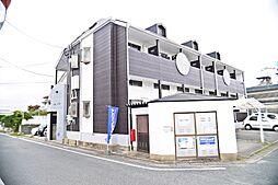 プラムコートリサ[1階]の外観