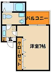 シーアーク神戸西[4階]の間取り
