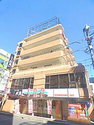 一ツ木ビル[3階]の外観