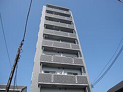 ハピデンス西本町[7階]の外観