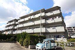 愛知県豊田市京町6丁目の賃貸マンションの外観