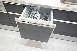 食洗器付きでお片付けも楽々。