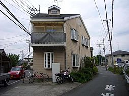 本田アパート[201号室号室]の外観