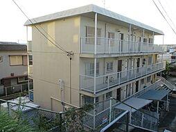 静岡県浜松市中区佐鳴台4丁目の賃貸マンションの外観