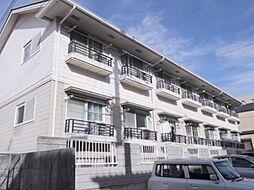 兵庫県神戸市垂水区坂上1丁目の賃貸アパートの外観