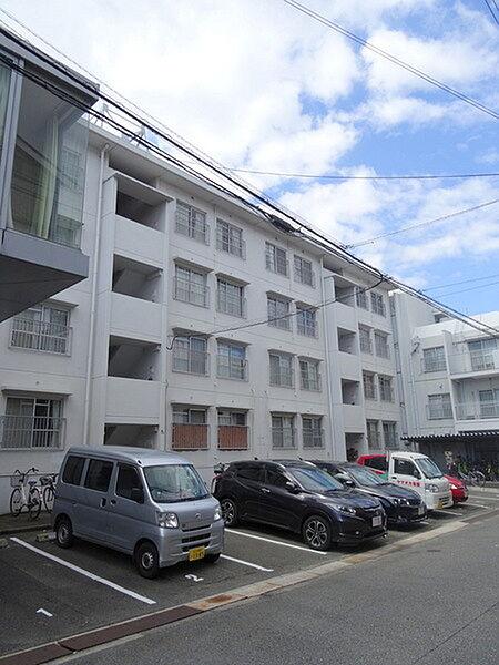 松本第1マンション[3階]の外観