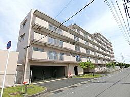 千葉県東金市押堀の賃貸マンションの外観