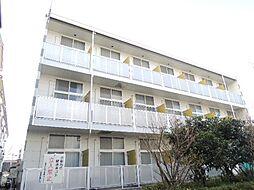 大阪府大阪市東住吉区西今川4の賃貸マンションの外観