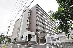 福岡県北九州市八幡西区日吉台3丁目の賃貸マンションの外観