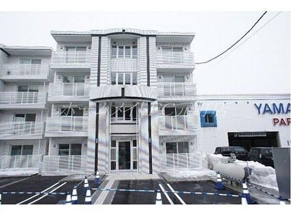 グランメール新道東駅II 4階の賃貸【北海道 / 札幌市東区】