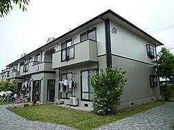 岡山県総社市中央3丁目の賃貸アパートの外観