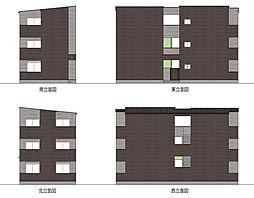 JR阪和線 長居駅 徒歩3分の賃貸アパート