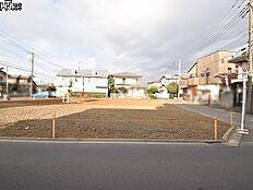 1号地付近 現地写真 西東京市向台町5丁目
