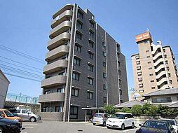 広島県広島市東区戸坂千足1丁目の賃貸マンションの外観