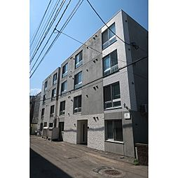 札幌市営東西線 西11丁目駅 徒歩12分の賃貸マンション