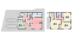 網干駅 11.5万円