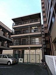 ステージコート浦和常盤[4階]の外観