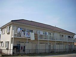 千葉県鎌ケ谷市鎌ケ谷3丁目の賃貸アパートの外観