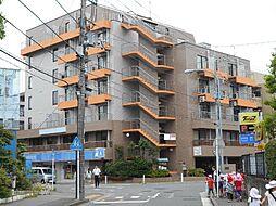 仲町台フェニックスコート[5階]の外観