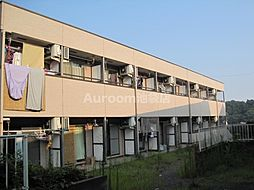 エスプリ片倉C棟[2階]の外観