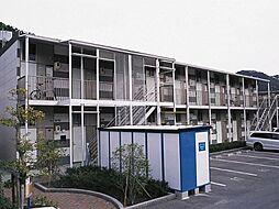 広島県三原市中之町5丁目の賃貸アパートの外観