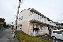 兵庫県伊丹市西野2丁目の賃貸アパートの外観